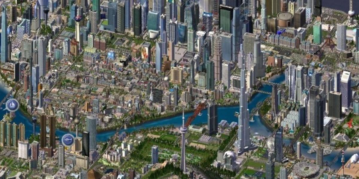 SimCity se actualiza mañana a su versión 4.0