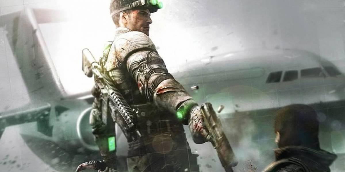 Fórmula de Spinter Cell está en constante evolución, dice Ubisoft