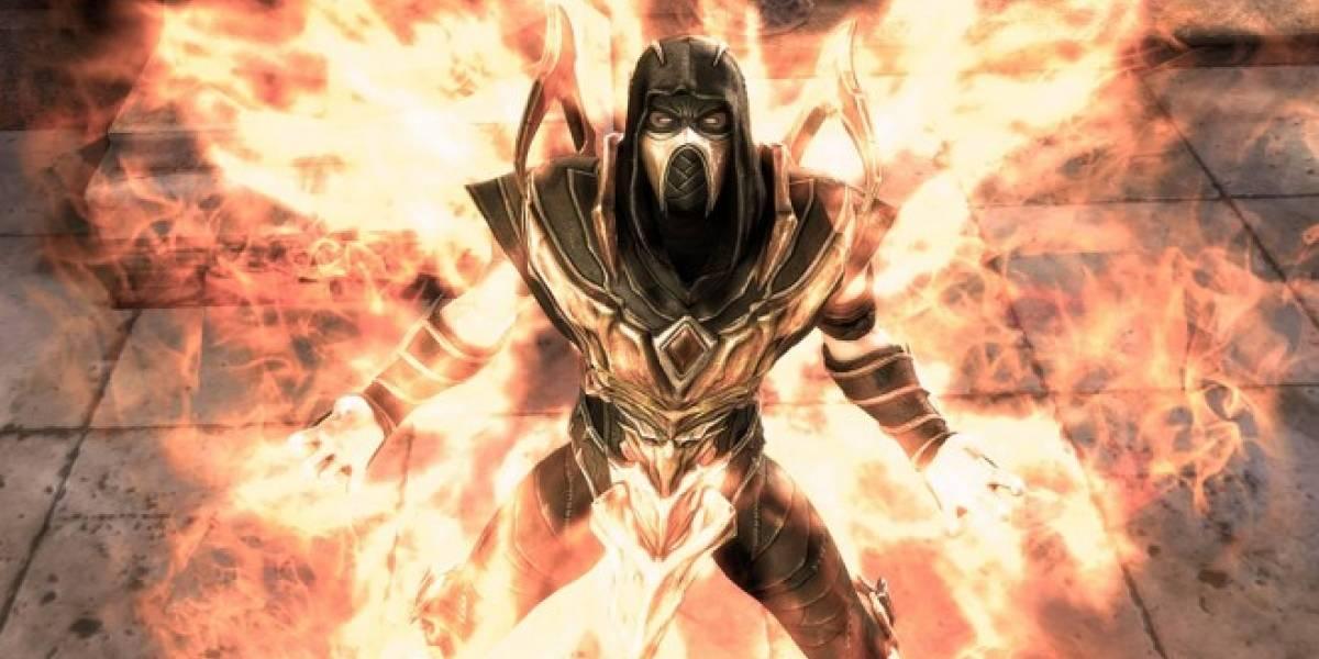 Scorpion llegará a Injustice: Gods Among Us la próxima semana