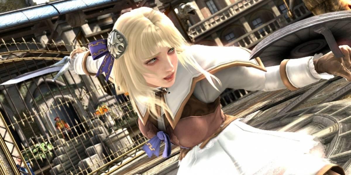 Namco Bandai destapa a tres personajes más para Soulcalibur: Lost Swords