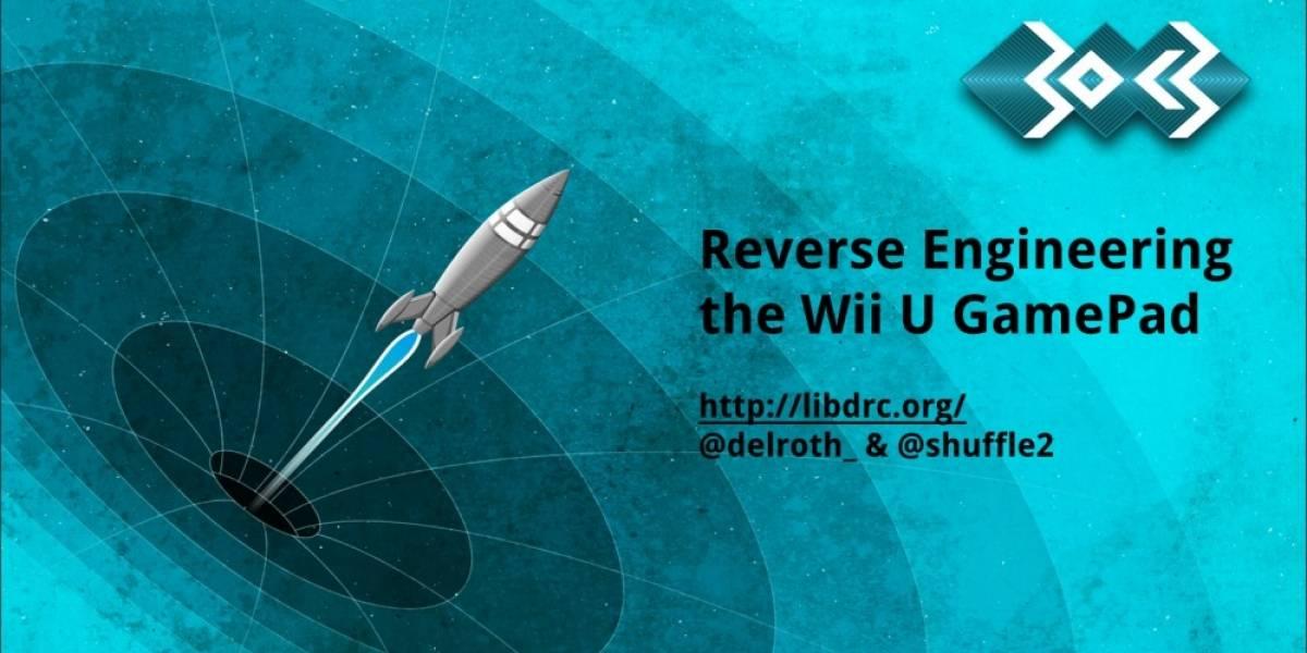 Hackers logran conectar un control de Wii U con un PC