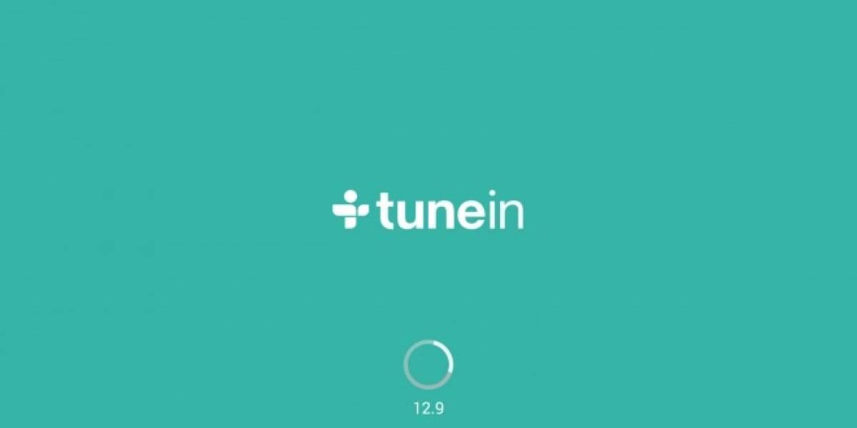 TuneIn Radio se actualiza incorporando soporte para Chromecast