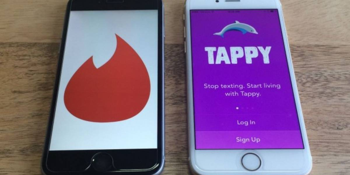 Tinder compra aplicación de mensajería efímera Tappy