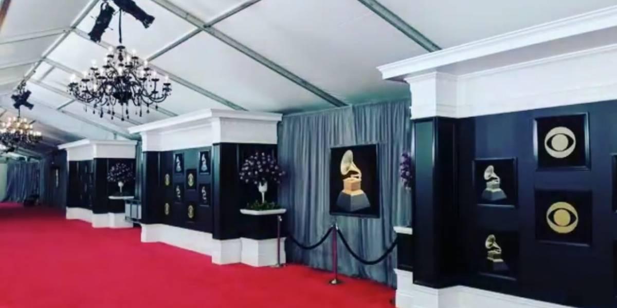 EN VIVO: Sigue la alfombra roja de los Grammy