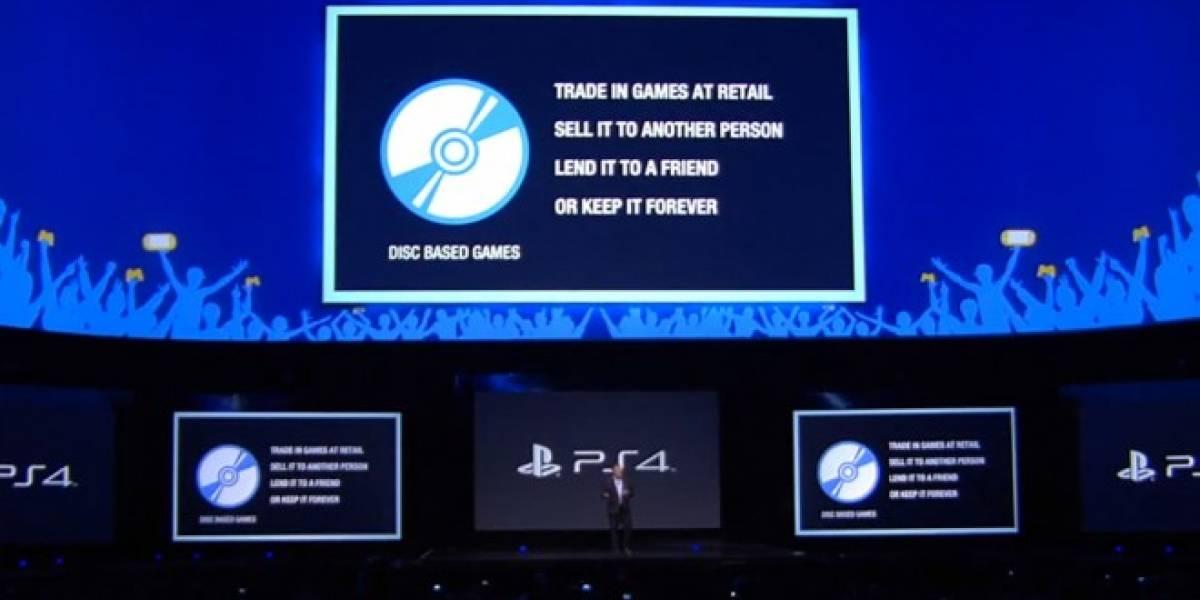 Sony: La mayoría de los jugadores prefieren sus juegos en formato físico