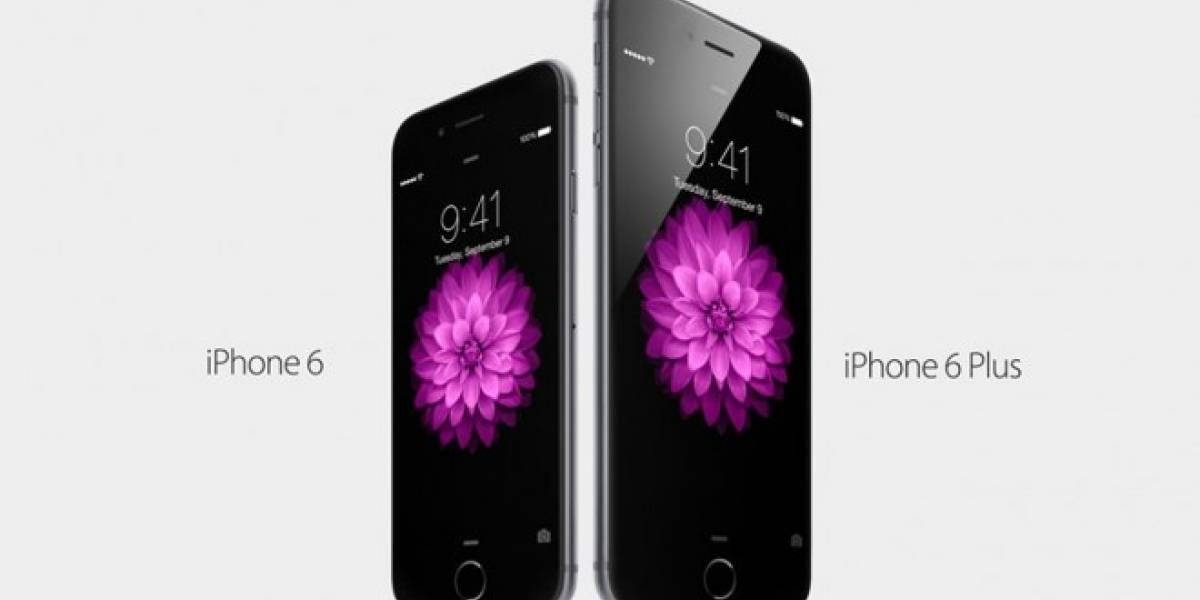 iPhone 6 y iPhone 6 Plus llegan a Chile el 14 de Noviembre [Actualizado]