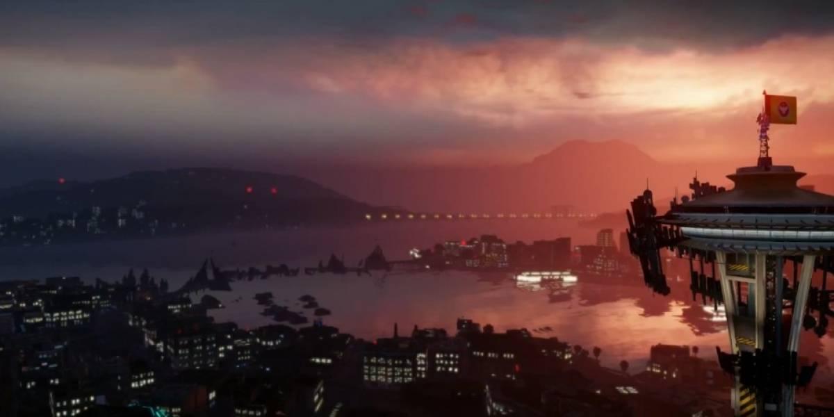 Nuevo video de inFamous: Second Son muestra la creación de Seattle