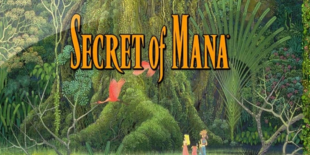 Secret of Mana llegará a Android