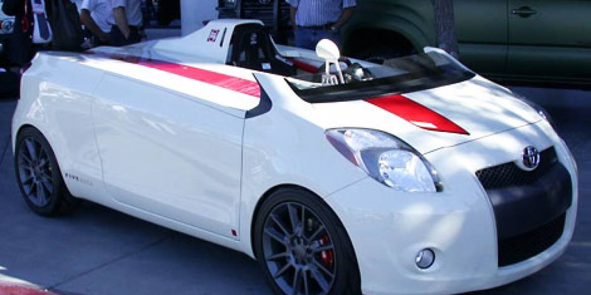 Sin palabras: Los 12 autos más Cool de la SEMA 2008