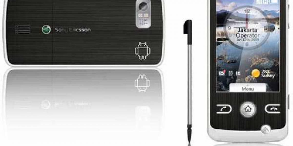 Concepto: Un Sony Ericsson para las redes sociales