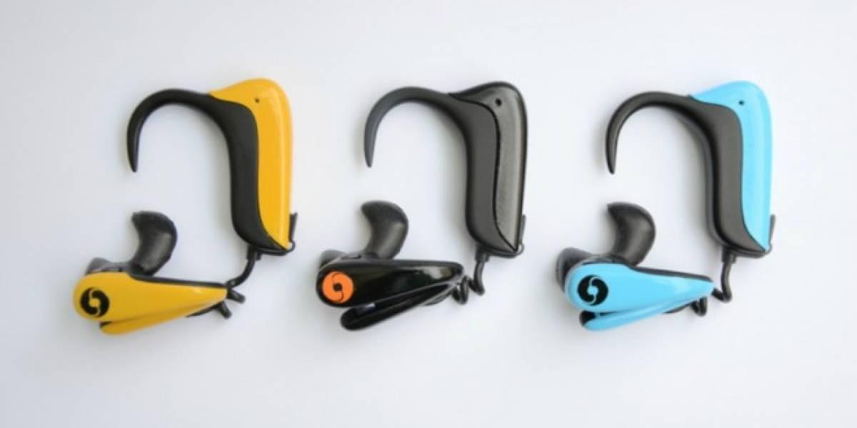 SensoTRACK, un accesorio para el oído que mide tu actividad física