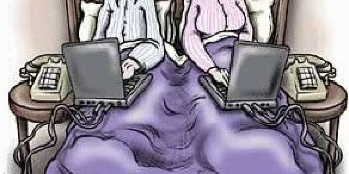 Las mujeres prefieren navegar por Internet a tener sexo