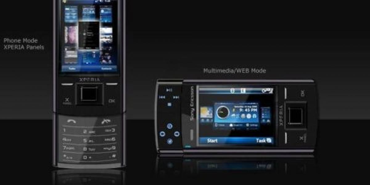 Futurología: Nuevo Sony Ericsson XPERIA