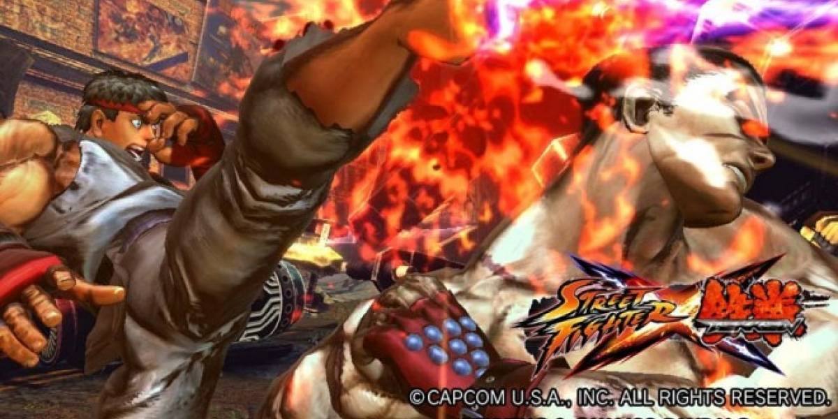 Street Fighter X Tekken v2013 llegará a finales de enero