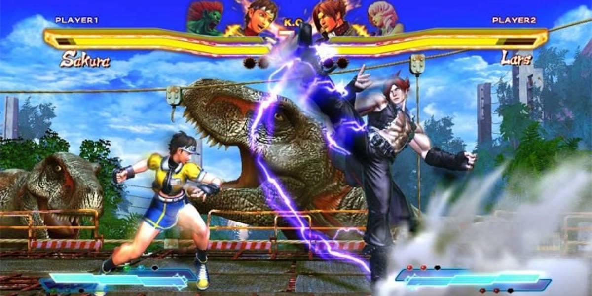 Capcom libera nuevos videos de Street Fighter X Tekken versión 2013