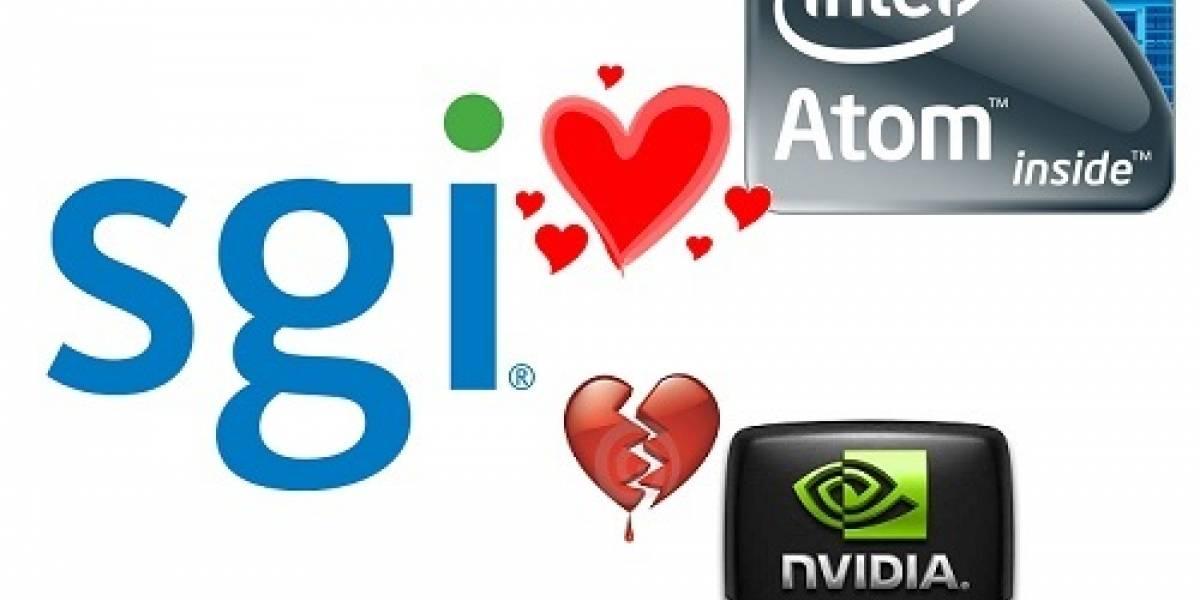 Nvidia está perdiendo en el mercado HPC