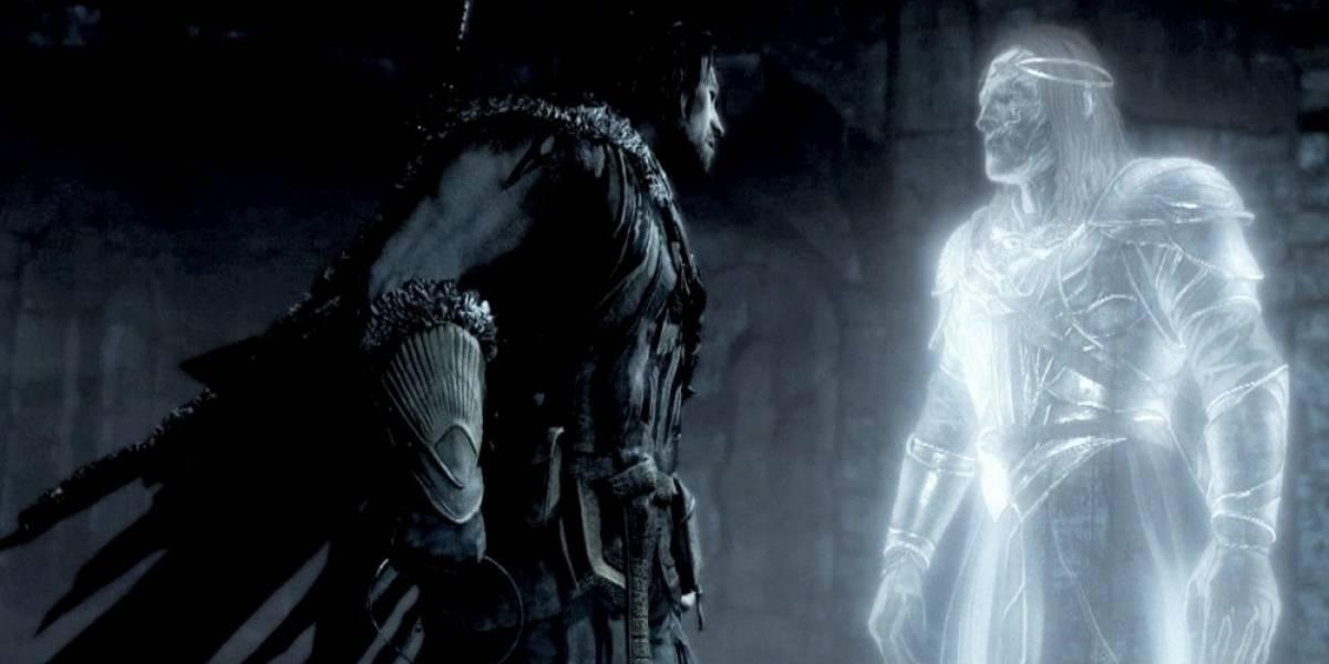 La historia de Shadow of Mordor en un nuevo tráiler #SDCC2014
