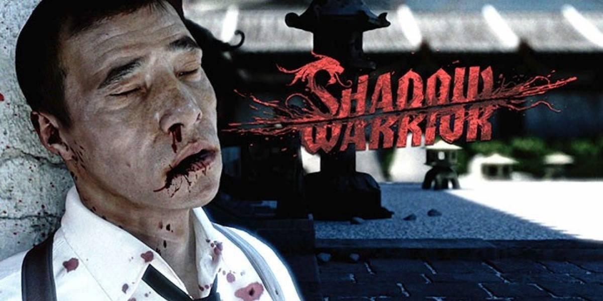 ¿Recuerdas Shadow Warrior? Creadores de Hard Reset están trabajando en un nuevo juego