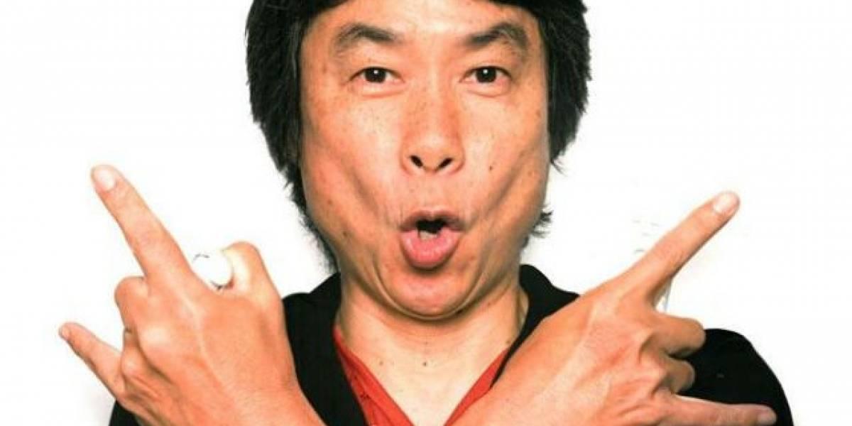 Miyamoto pide a los consumidores tener paciencia con la Wii U