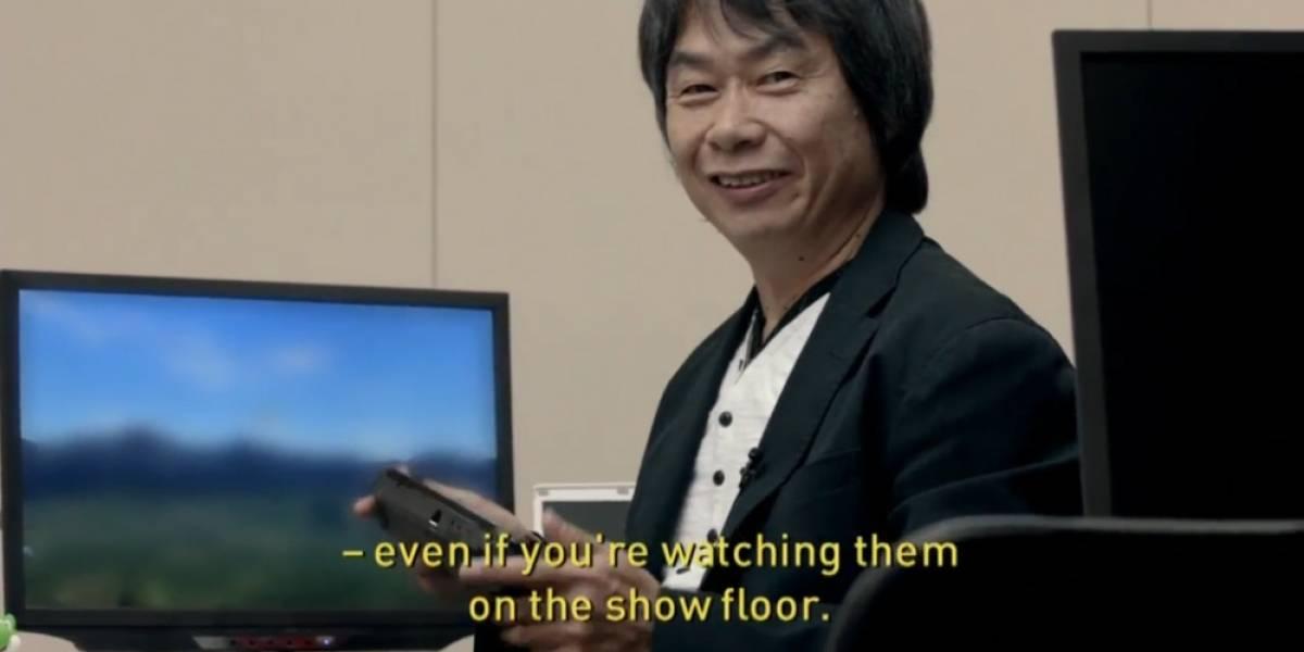 Star Fox se lanzará en Wii U #E32014