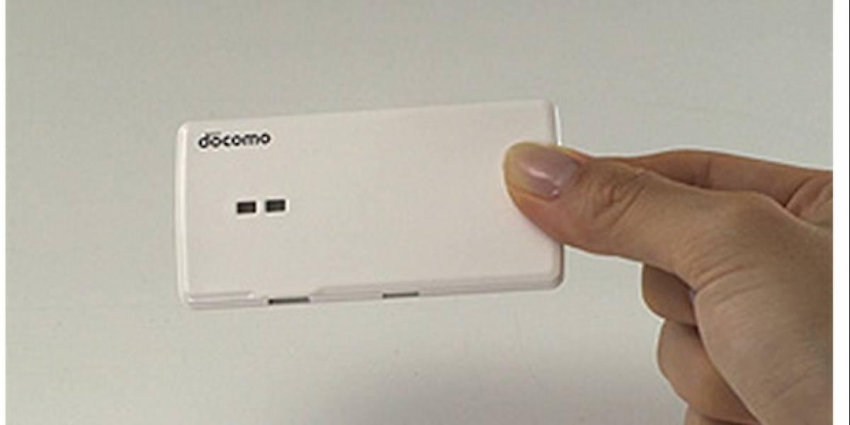 El operador japones Docomo quiere llevar la tarjeta SIM a un dispositivo portátil