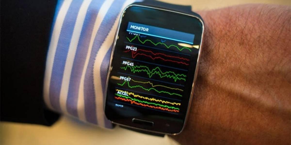 Simband es la pulsera de Samsung que busca cambiar nuestra salud