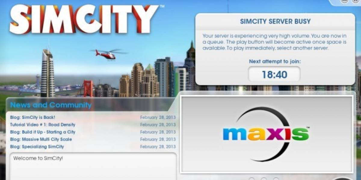 Amazon deja de vender la edición digital de SimCity