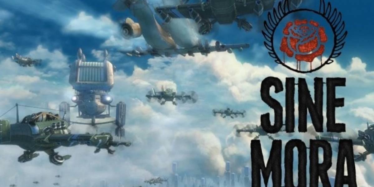 Sine Mora hace su estreno en iOS