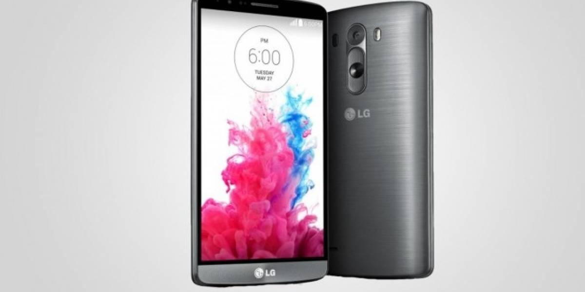LG G3 hace su arribo oficial a Chile
