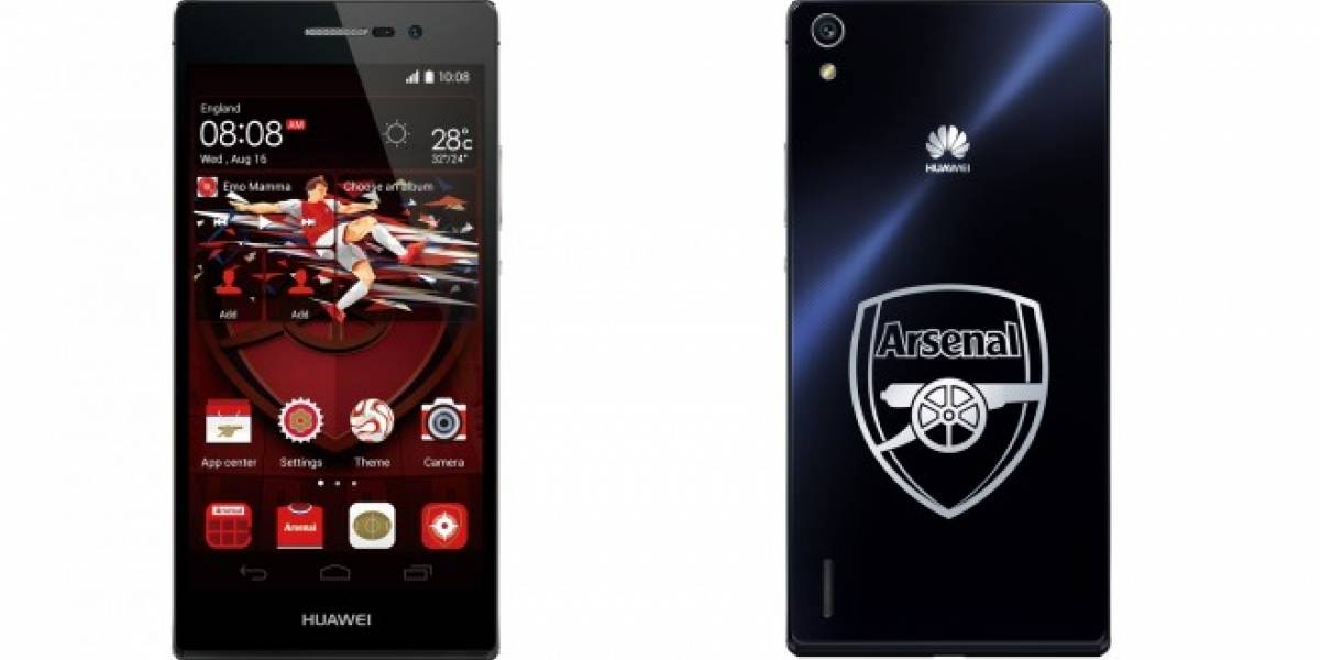 Huawei anuncia la llegada oficial a Chile de su nuevo Ascend P7