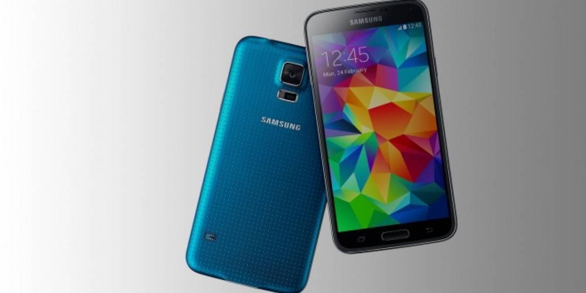 Samsung regalará cinco Galaxy S5 escondidos en Santiago de Chile