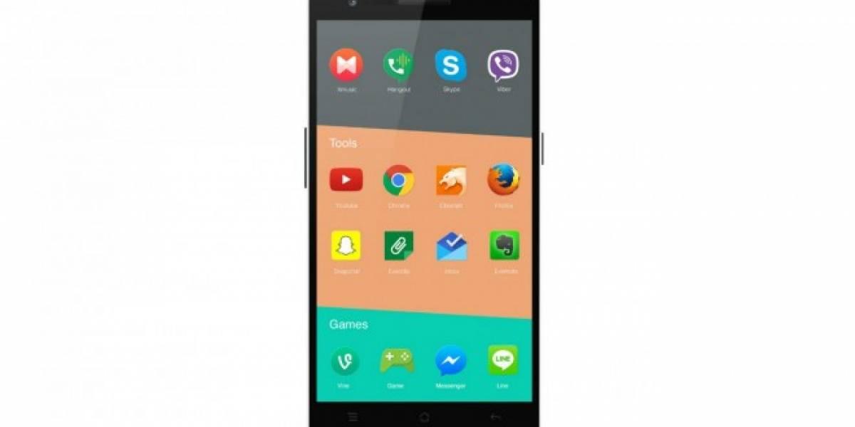 Aparecen las primeras imágenes de Oxygen OS para el OnePlus One