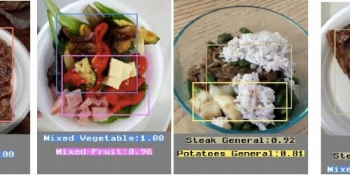 Creadores de Siri trabajan en app de reconocimiento de imágenes para contar calorías