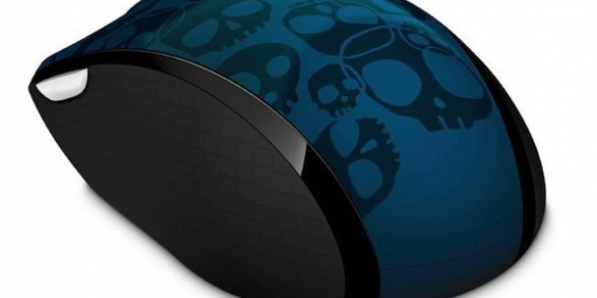 Microsoft renueva diseños para sus mouse serie Studio