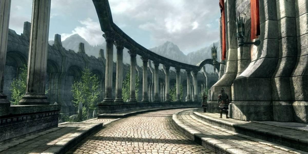 Skyblivion: Un mod que busca recrear Oblivion en Skyrim