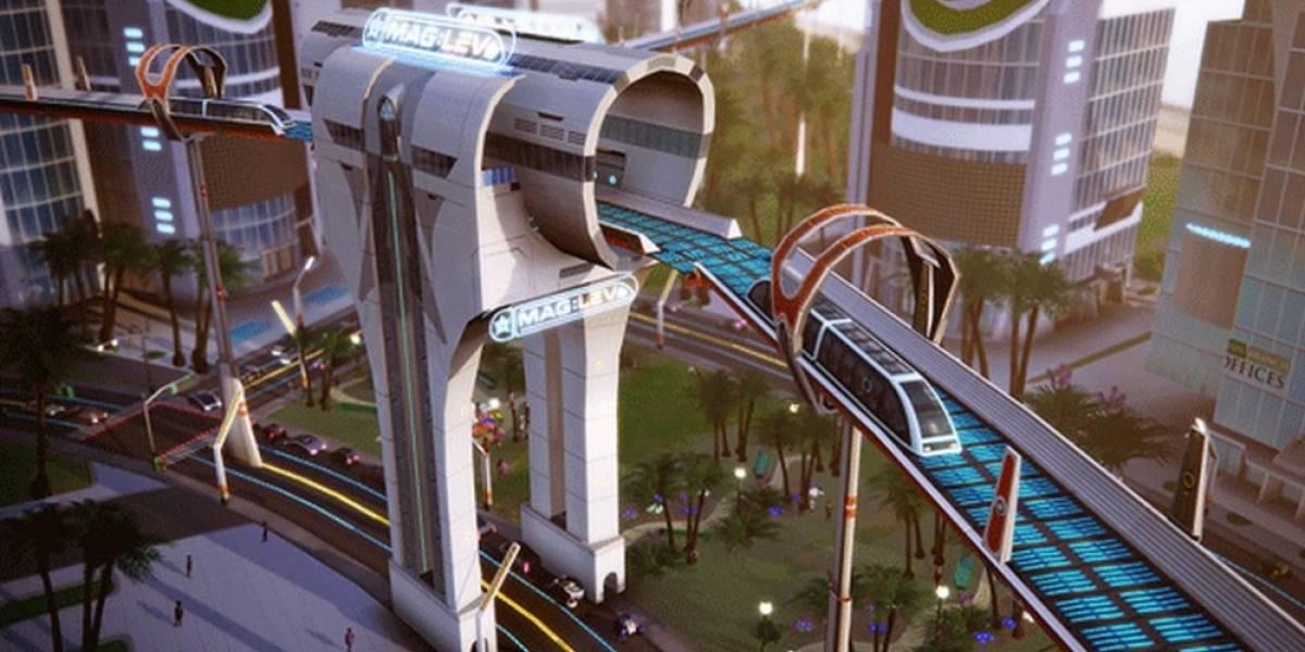 Maxis explica en video algunas de las novedades de SimCity: Cities of Tomorrow