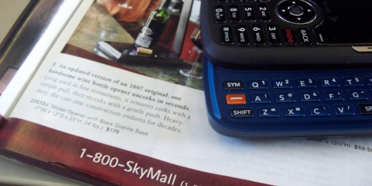 SkyMall se declara en bancarrota por culpa de los dispositivos electrónicos