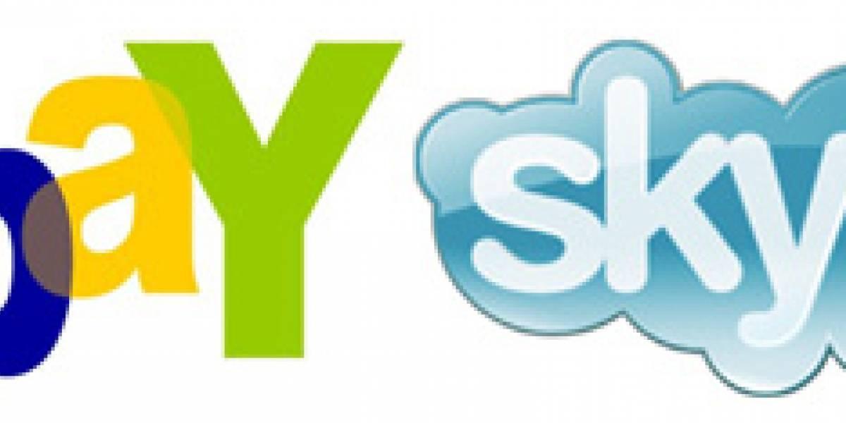 eBay podría vender Skype