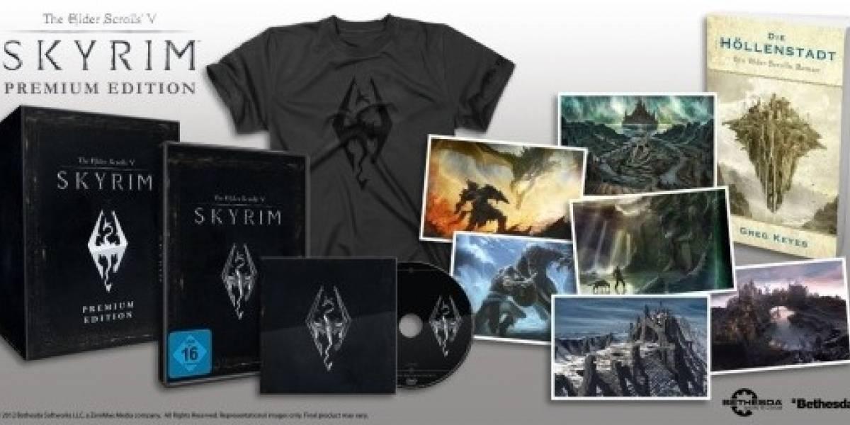 Valve retira los mods de pago de Skyrim