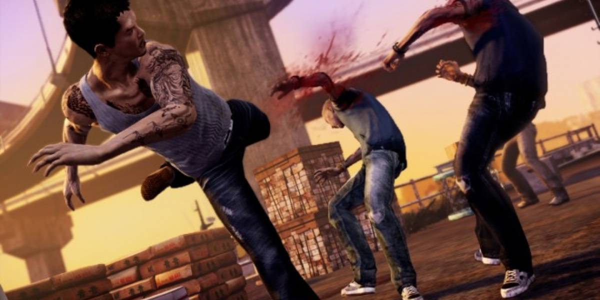 En Europa son usuarios de primera: Sleeping Dogs y F1 Race Stars llegan a PlayStation Plus