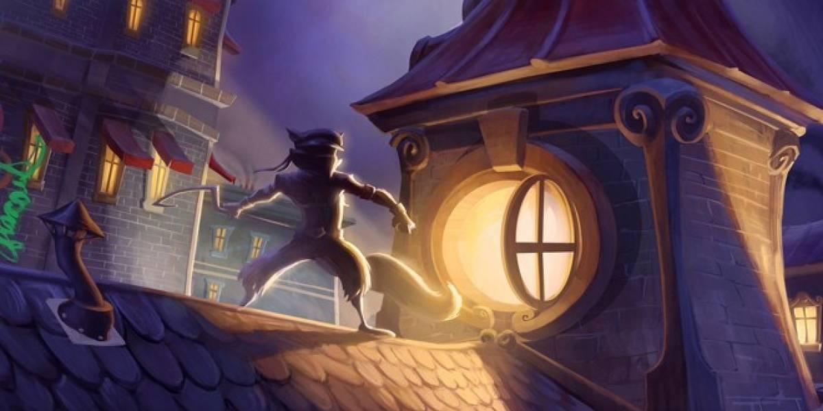 Sly Cooper: Thieves in Time cuenta con un nuevo tráiler