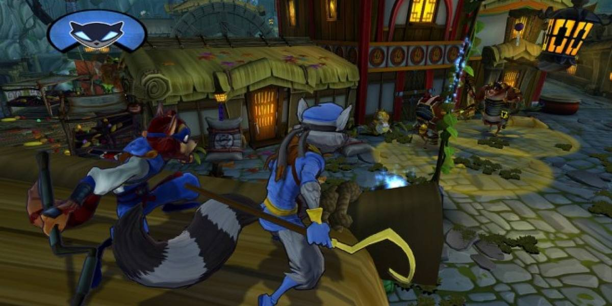 NB Labs: Sly Cooper Thieves in Time