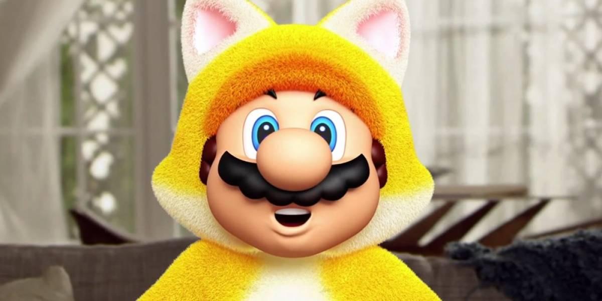 Super Mario 3D World pone la fiesta en su tráiler de lanzamiento