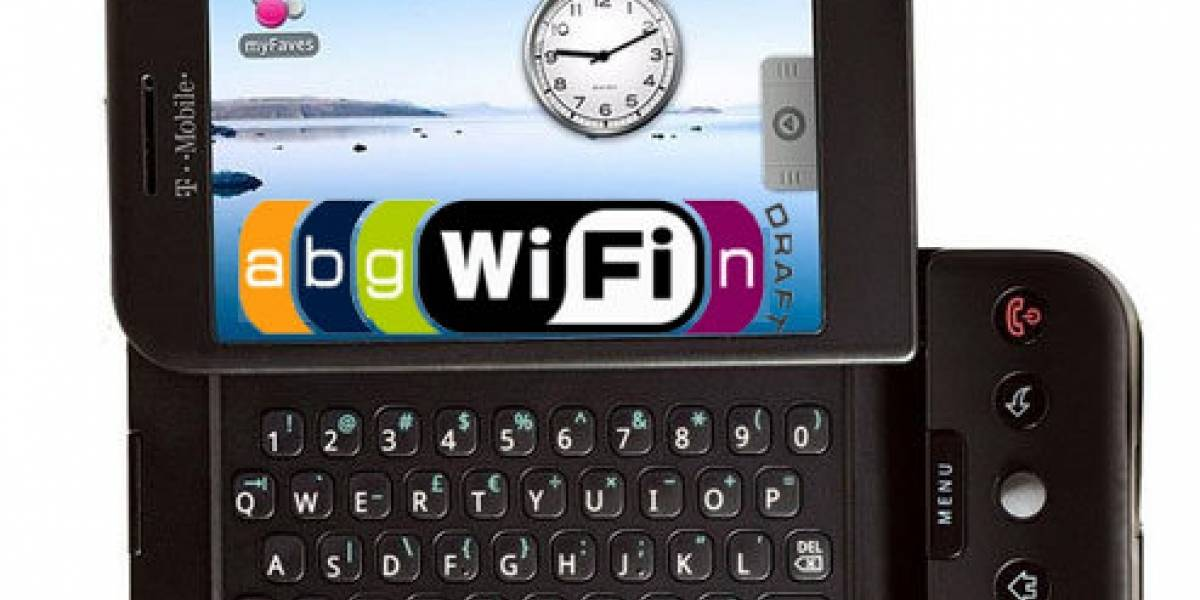 Tendremos smartphones con conectividad 802.11n en el 2009