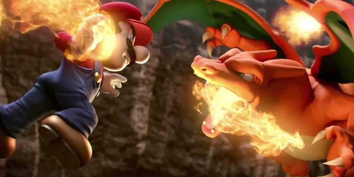 Nintendo anuncia personajes y modalidades de Super Smash Bros.