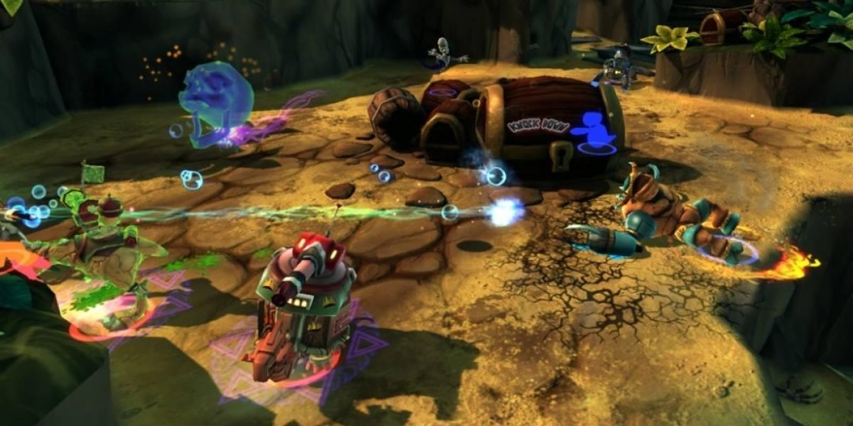 SmashMuck Champions es un nuevo y rápido MOBA que llega a Steam Early Access