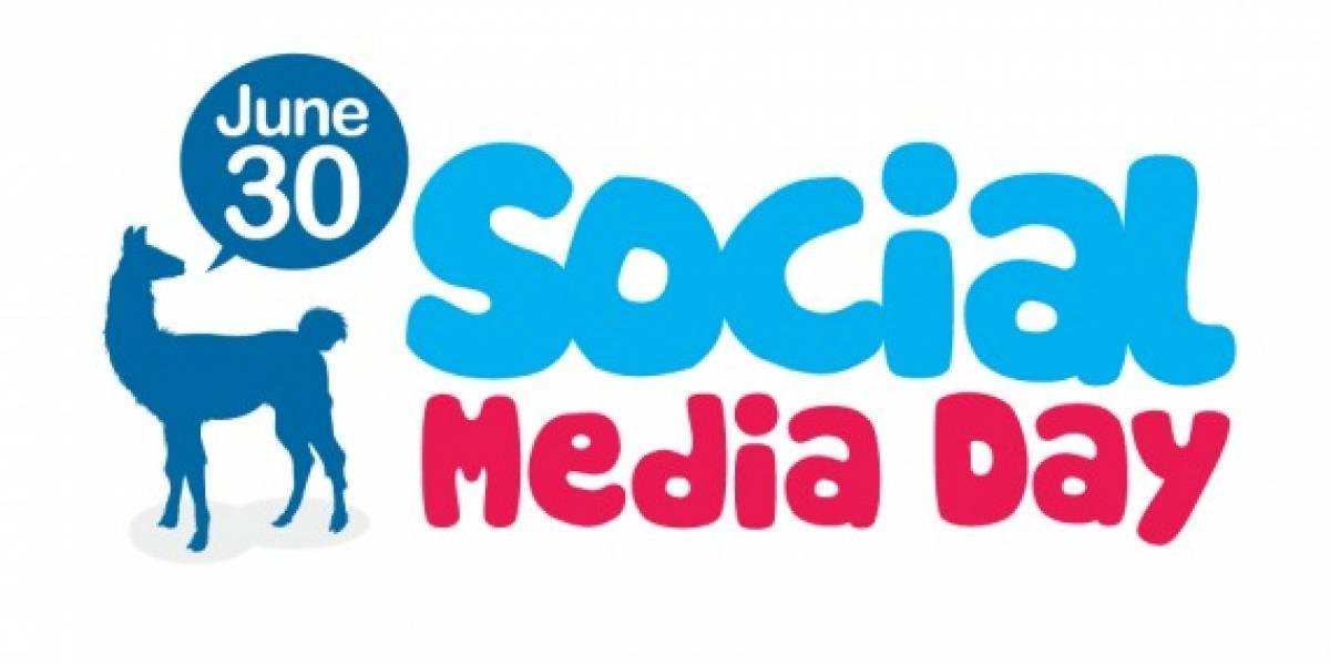 Dónde celebrar el Social Media Day en tu país