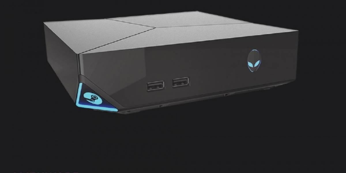 Alienware lanzará su Steam Machine en septiembre