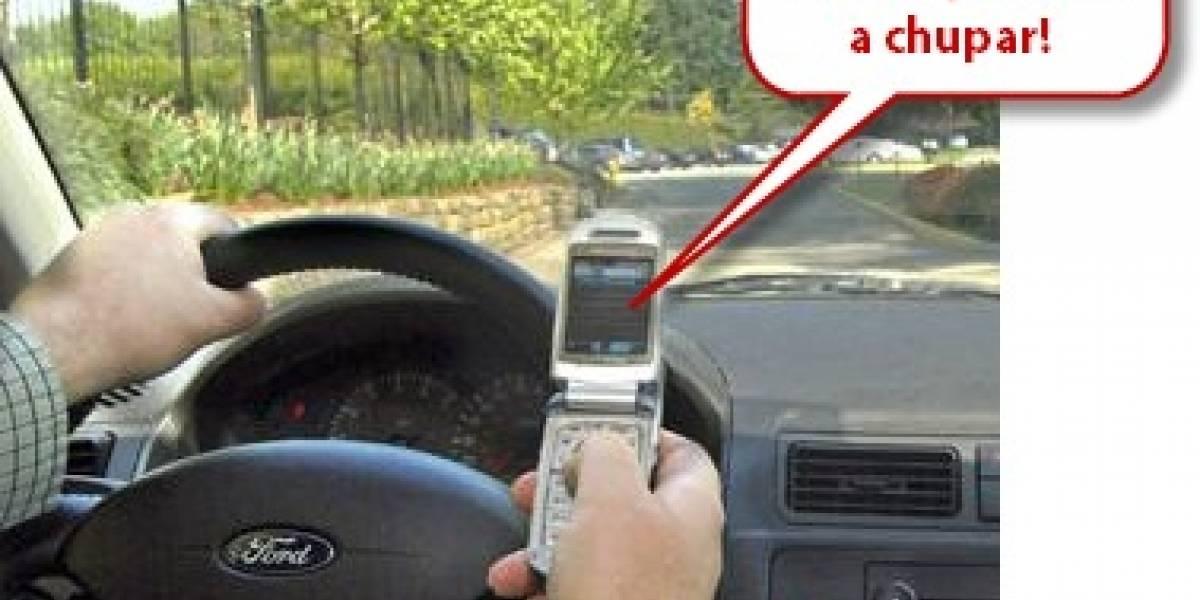 Es más peligroso conducir bajo la influencia de los mensajes de texto que del alcohol