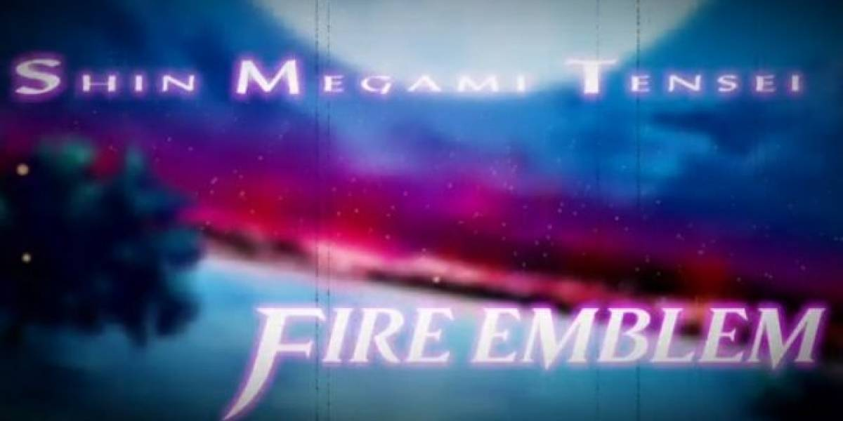 Atlus y Nintendo colaboran en Shin Migami Tensei X Fire Emblem